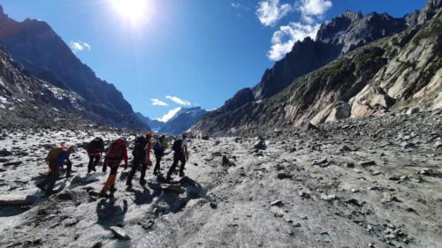 Stage alpi niveau 2 du 18 au 21 aout
